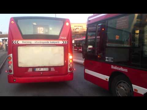 Busskaos i Spånga Station - Alla tre filmerna i ett svep (10 min)