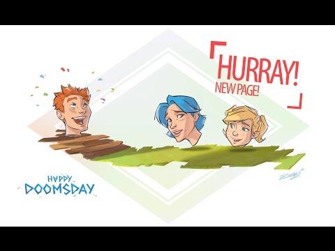"""Happy Doomsday"" comics - New-Page Fun"