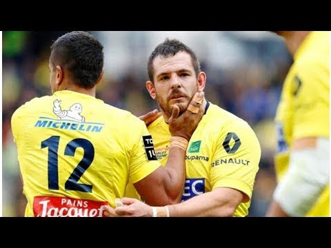 Top 14 : Aaron Jarvis (Clermont) sans compter son temps