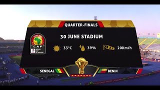 AFCON 2019 | Senegal vs Benin | Highlights