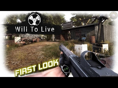 First Look   Will To Live Online   Survival Game