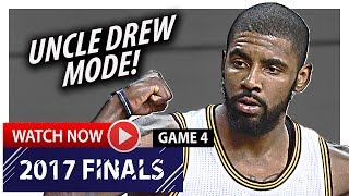 Kyrie Irving Full Game 4 Highlights vs Warriors 2017 Finals - 40 Pts, 7 Reb, UNREAL!