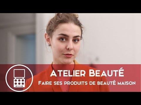 Atelier Beauté - Recettes de produits de beauté maison & naturels