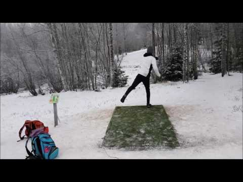 SNOW MAN RACE 3. OSAKILPAILU EEROLA (HOLE IN ONE)