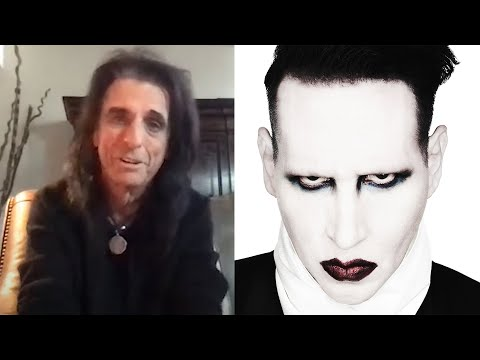Alice Cooper Responds To Marilyn Manson Allegations