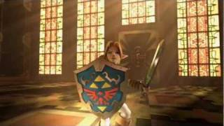 The Legend of Zelda: Ocarina of Time 3D (3DS) - Commercial
