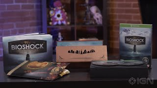 Unboxing BioShock: The Collection