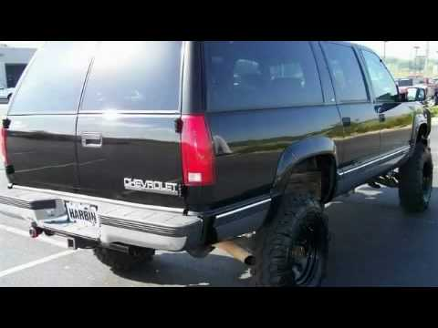 1998 Chevrolet Suburban Chattanooga TN - YouTube