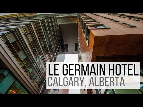 Le Germain Hotel in Calgary, Alberta, Canada