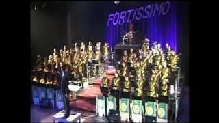 Morgens um Sieben Showorkest Harmonie Fortissimo 2012