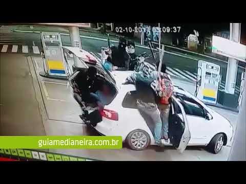 Missal: Bandidos fortemente armados explodem caixas eletrônicos do Bradesco