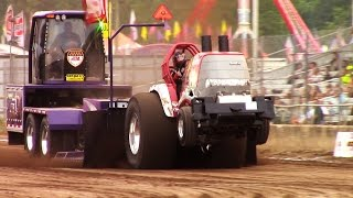 Tractor/Truck Pulls! 2016 Ionia Free Fair Pullsation! NTPA(2016 NTPA Grand National Event Ionia Free Fair Pullsation July 23, 2016 - Session 2 Classes: SF, SSO, TWD SPECIAL APPEARANCE BY PRO HIBBITTED!, 2016-07-25T10:40:35.000Z)