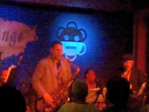 Bronx Horns at FB Lounge