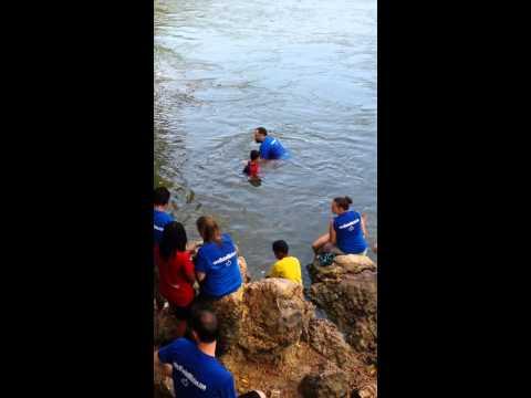 Mission nMotion Baptism