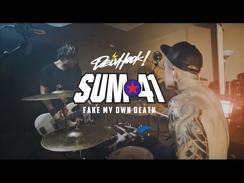 Sum 41 - Fake My Own Death - Deivhook ft. Edgar (Drum & Bass Cover)