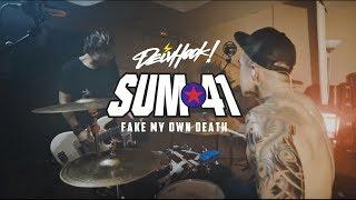 sum 41 fake my own death deivhook ft edgar drum bass cover