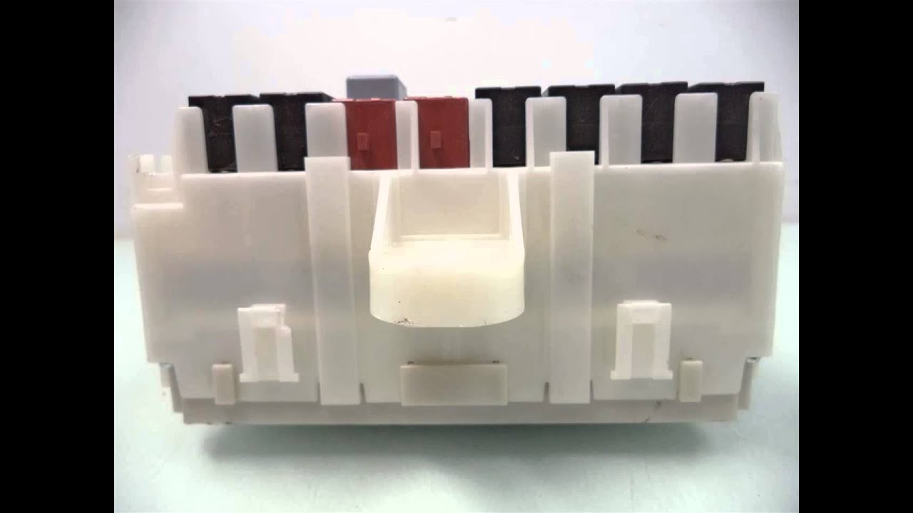 2011 Honda Insight Fuse Box 38200-tm8-a02