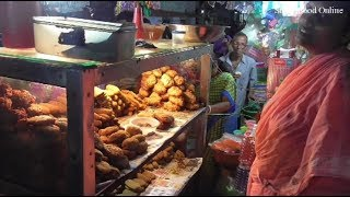 Desi Chop ( Snacks ) Near Belgharia Rail Station Kolkata