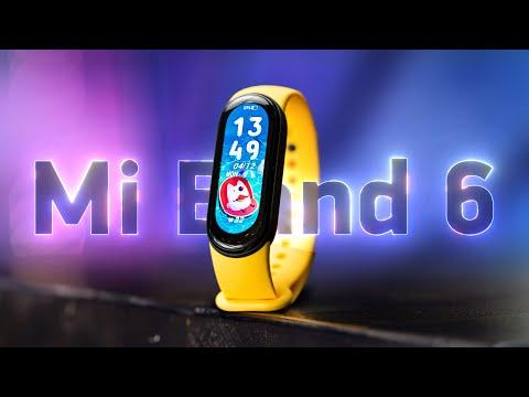 Обзор Mi Band 6 — Apple Watch не нужны?