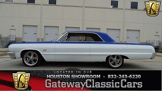 1964 Chevrolet Impala LS1 #1068-HOU Gateway Classic Cars of Houston