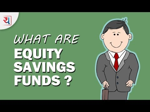 What are Equity Savings Funds? | Debt Oriented Hybrid Funds | Alternate Monthly Income Options
