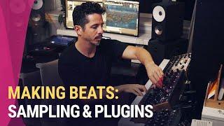 J.Views Explores Sampling & Beat Production with Kaleidoscopes