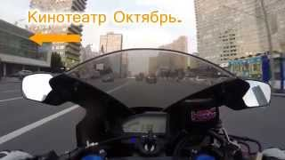 Simply Fireblade #The streets of Moscow #1