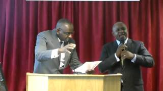 PASTOR JOSEPH CHIKOSI THE CALLING OUT OF THE BRIDE! OPENING THE SEAL FOR THE BRIDE AGE  SHEFFIELD UK