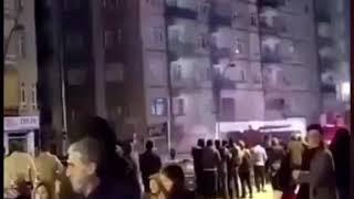 Elazığ deprem sonrası ilk görüntüler