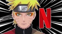 NARUTO SHIPPUDEN & Neue Anime auf NETFLIX!