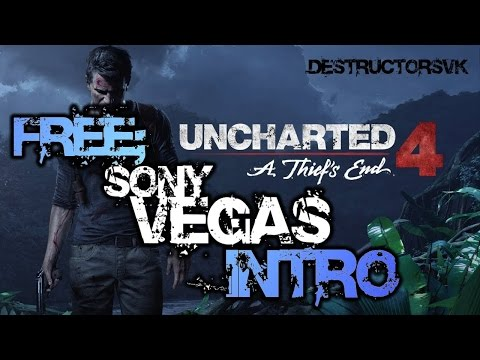 Uncharted 4 - Sony Vegas Intro Template [Free Download] HD (Short Version)