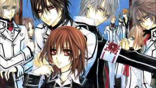 "[Nightcore] Vampire knight ""Opening 1"""