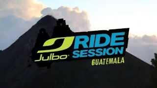 a mountain biking trip with fabien barel objetivo guatemala trailer