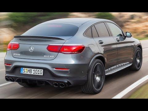 2020 Mercedes-AMG GLC 43 –  Luxurious And Stylish SUV Coupe