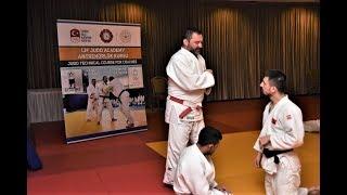 Judo Antrenörleri TMOK Desteğiyle Antalya'da Buluştu