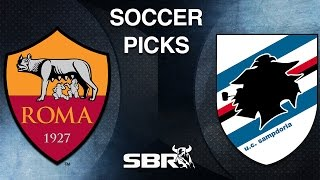 Roma vs Sampdoria 16.03.15 | Serie A Football Match Preview & Predictions