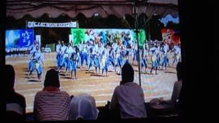 2010愛媛県立松山西運動会青穹