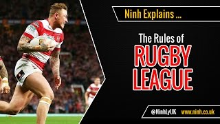 The Rules of Rugby League - EXPLAINED!
