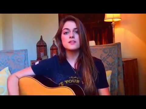 All On Me - Devin Dawson - Acoustic Cover by Alana Springsteen