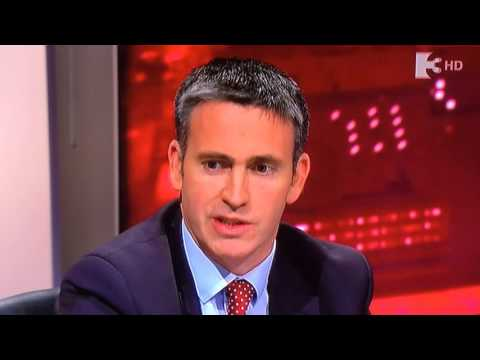 Vincent Browne Uses the F *** Word talking about Irish Water