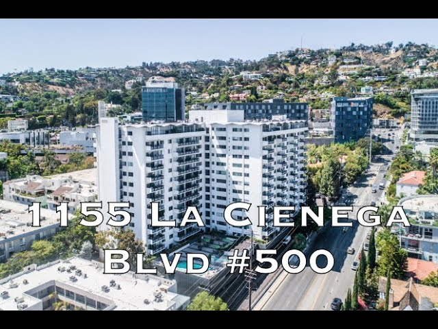 1155 La Cienega Blvd #500, West Hollywood, CA 90069