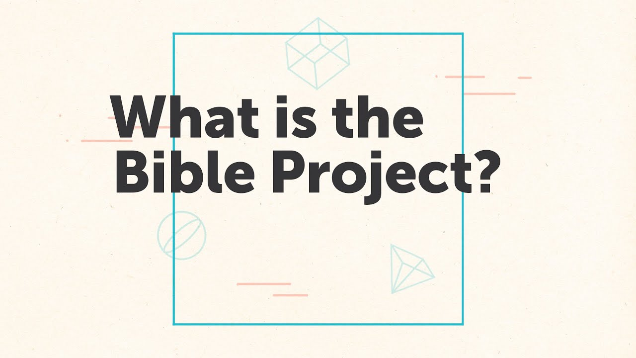 What is BibleProject?