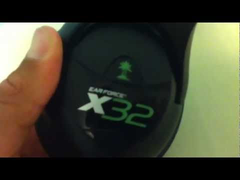 How To Set Up Turtle Beach Ear Force X32