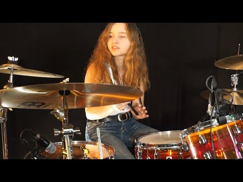 Only The Good Die Young (Billy Joel); drum cover by Sina