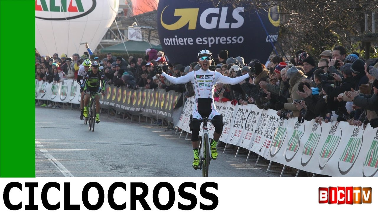 Gioele Bertolini precede Marco Aurelio Fontana e vince il titolo ...