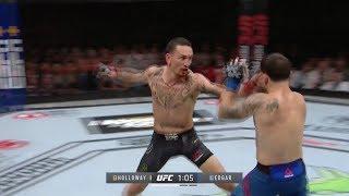 Хайлайты турнира UFC 240