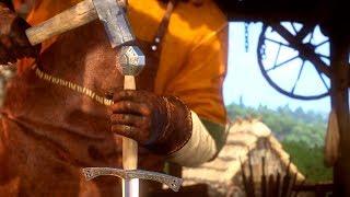 Kingdom Come: Deliverance - Прохождение (Самый крутой меч!) #2