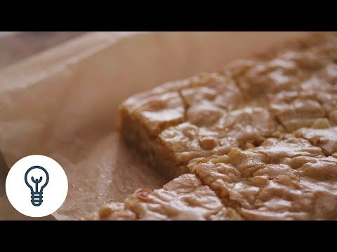 Cook's Illustrated's Blondies | Genius Recipes