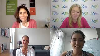 WIL Digital Talks (Ep 1) - Ask me anything with Diana Wilde & Farah Foustok
