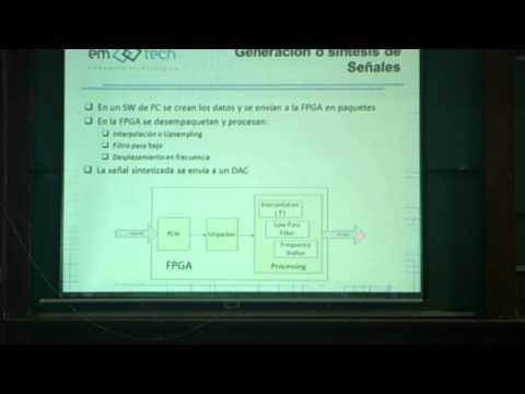 FPGA Conferencia SASE 2013